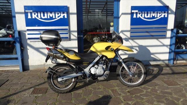 Bmw F 650 Gs Usata Triumph Pavia Concessionario Triumph Pavia 11875