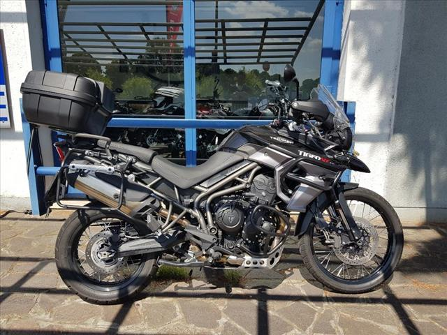 Triumph Tiger 800 XCx ABS Low Seat